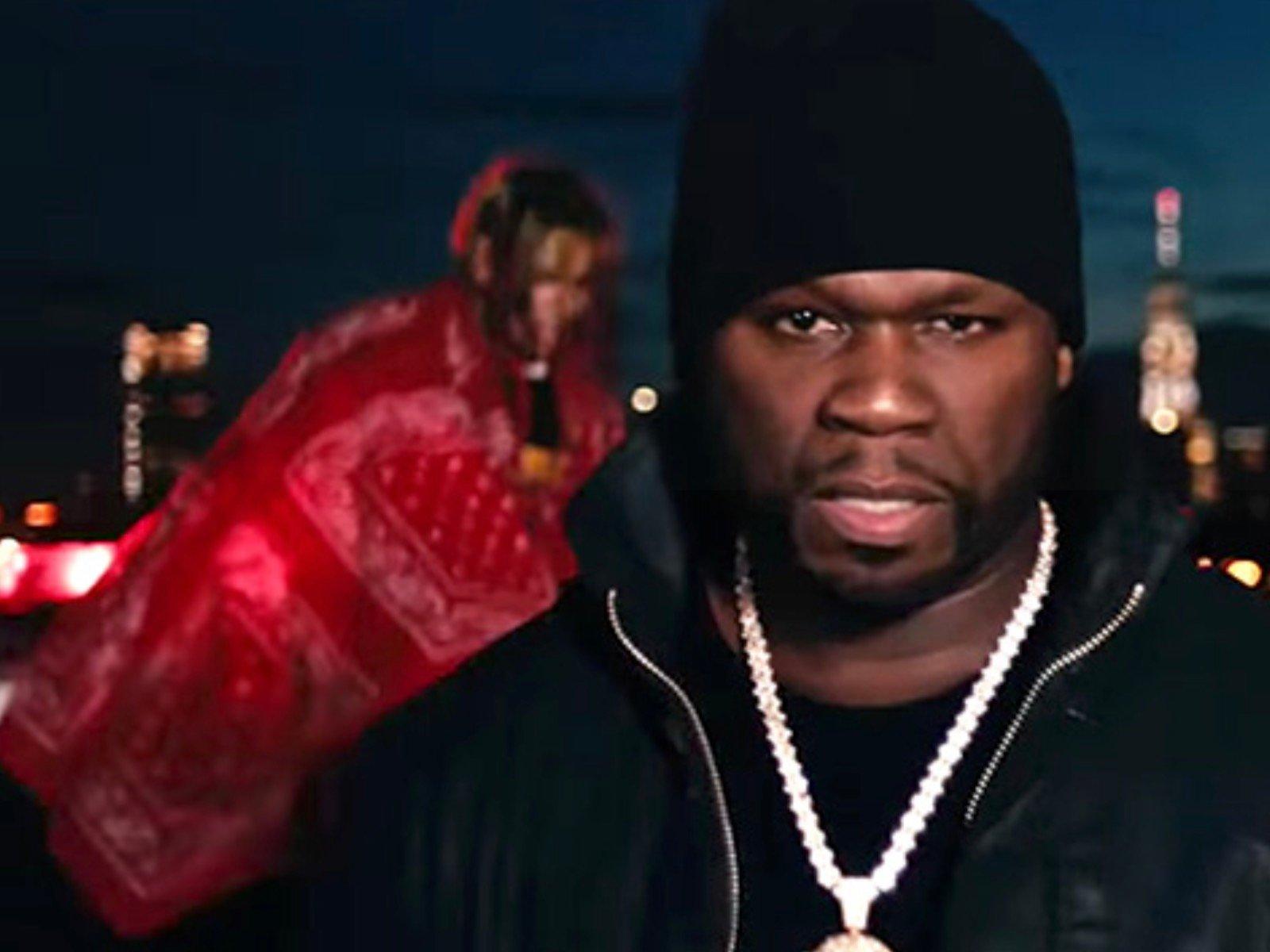 Tekashi 6ix9ine 50 Cent Get The Strap