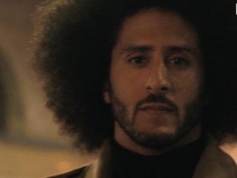 Colin Kaepernick Nike Ad