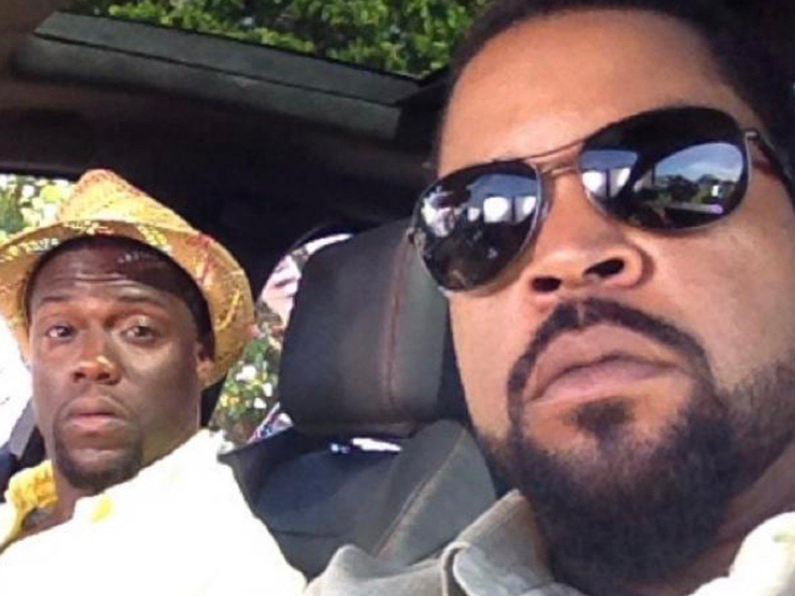 Kevin Hart Ice Cube