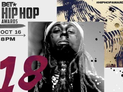 Lil Wayne BET Hip Hop Awards