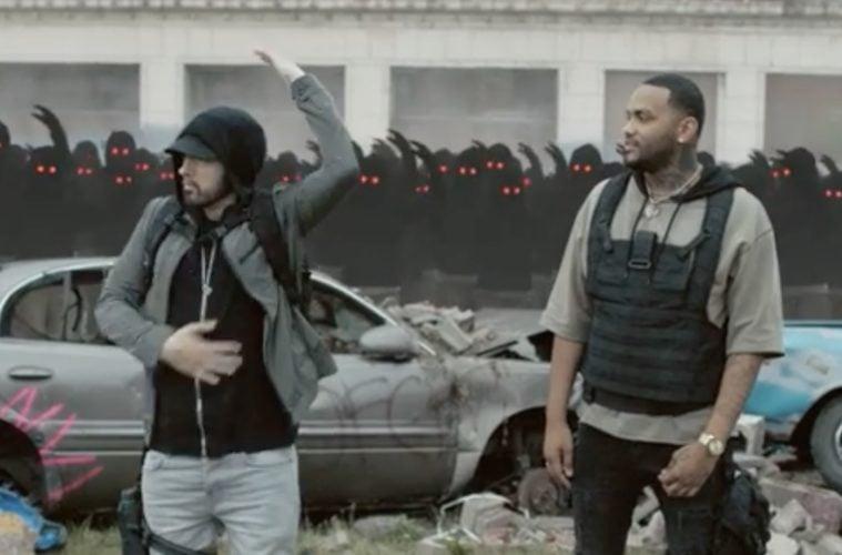 Lucky You Video Eminem Joyner Lucas
