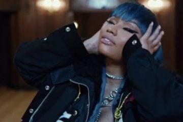 Nicki Minaj Diesel
