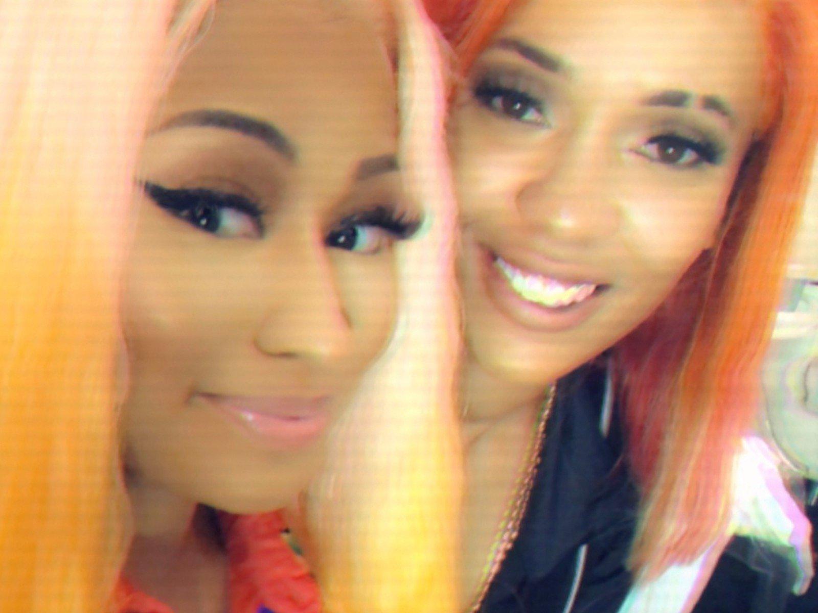 Nicki Minaj Lady Luck Pic