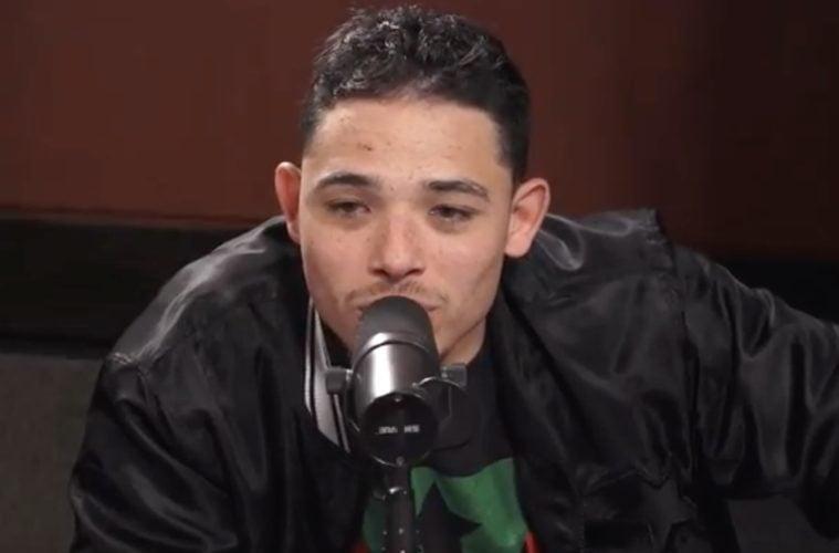 Anthony Ramos Hot 97