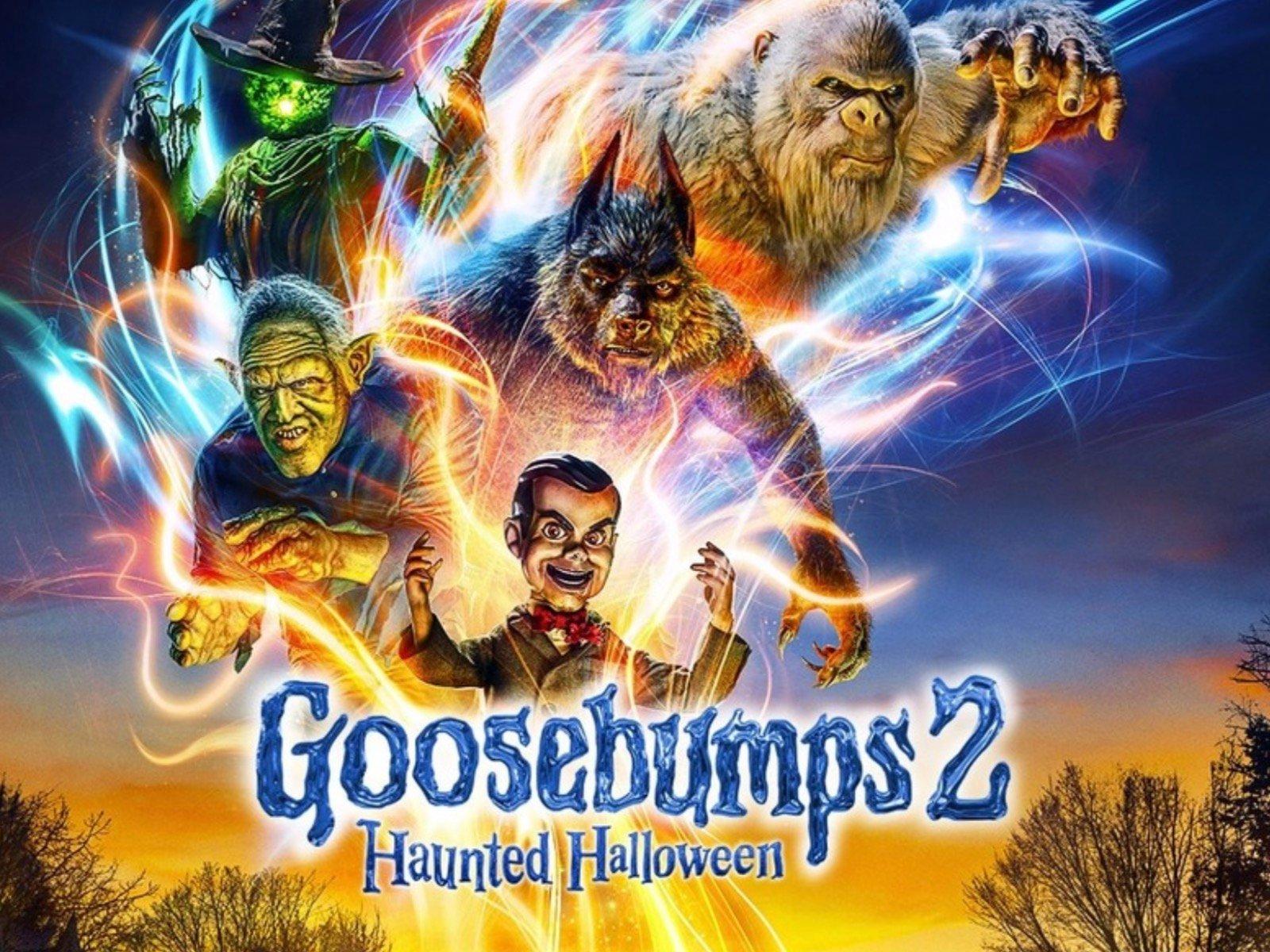 Goosebumps 2 haunted halloween 10 all time evil af - Goosebumps wallpaper ...