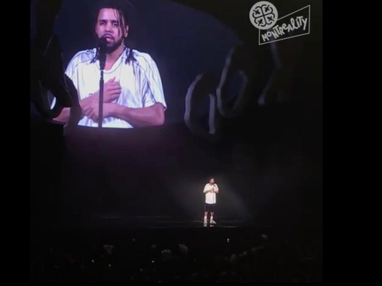 J. Cole KOD Tour