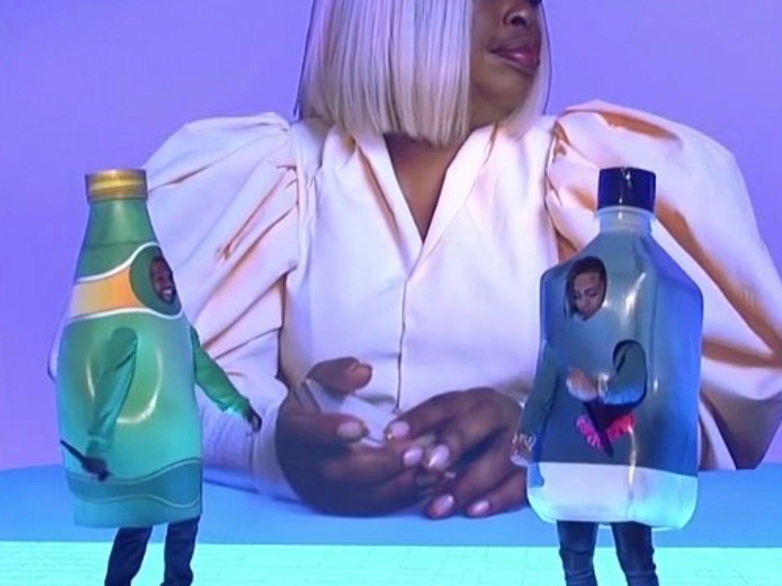 Kanye West Lil Pump SNL