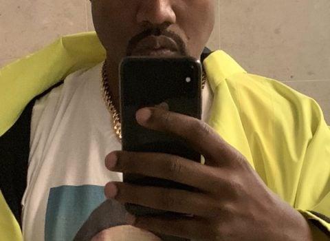 Kanye West Selfie