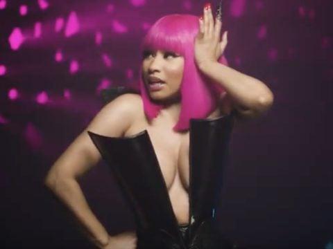 Nicki Minaj Goodbye Video