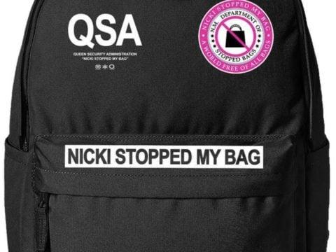 Nicki Minaj Queen Stopped My Bag