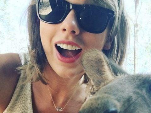 Taylor Swift Selfie