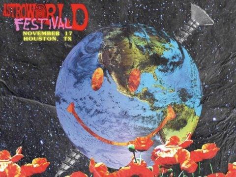 Astroworld Festival 18