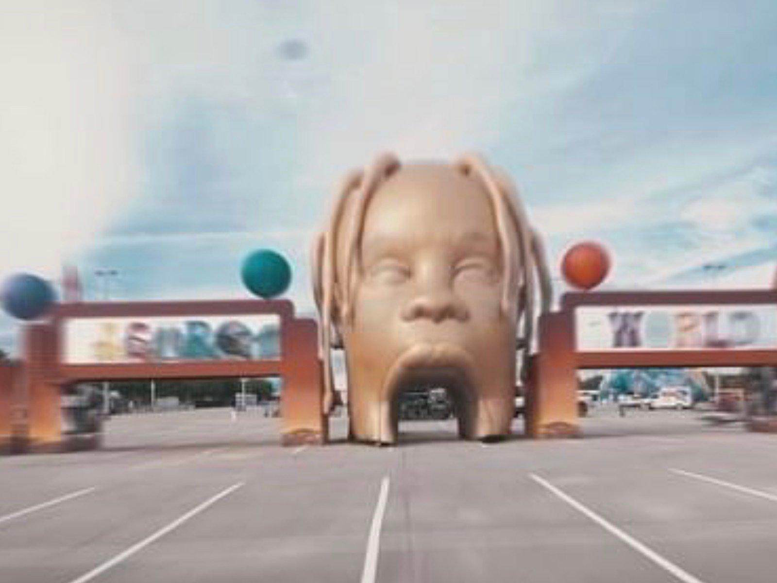 Astroworld Video