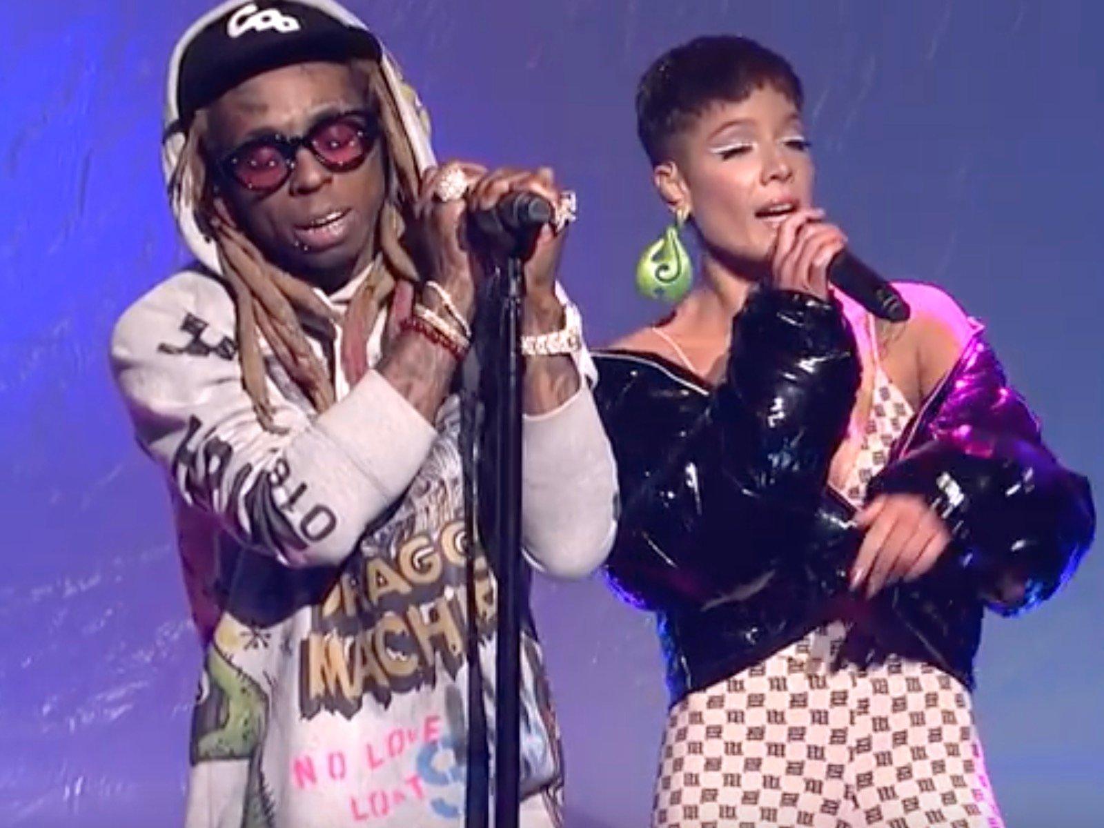 Lil Wayne Halsey