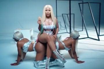 Nicki Minaj Good Form Video