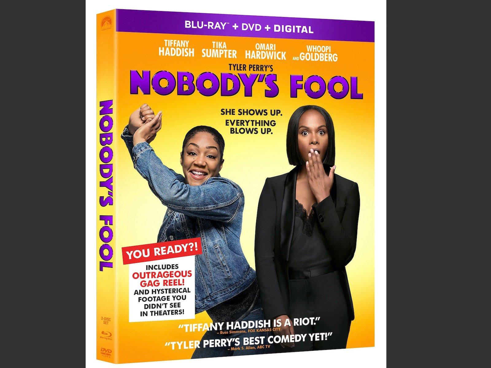 Nobody's Fool Blu-ray