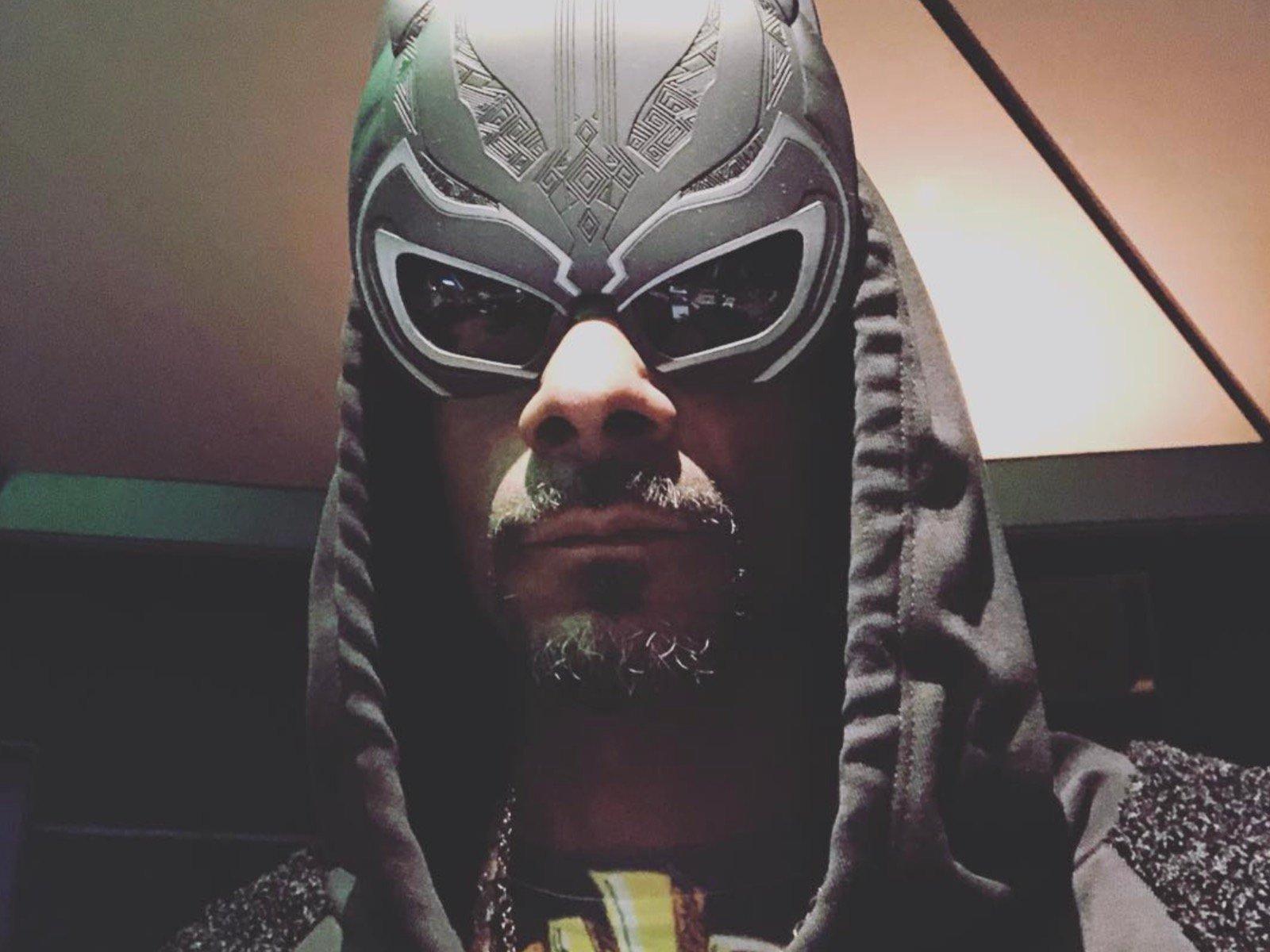 Snoop Dogg Black Panther