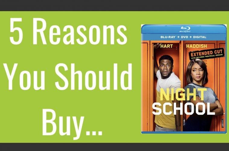 5 Reasons You Should Buy Night School