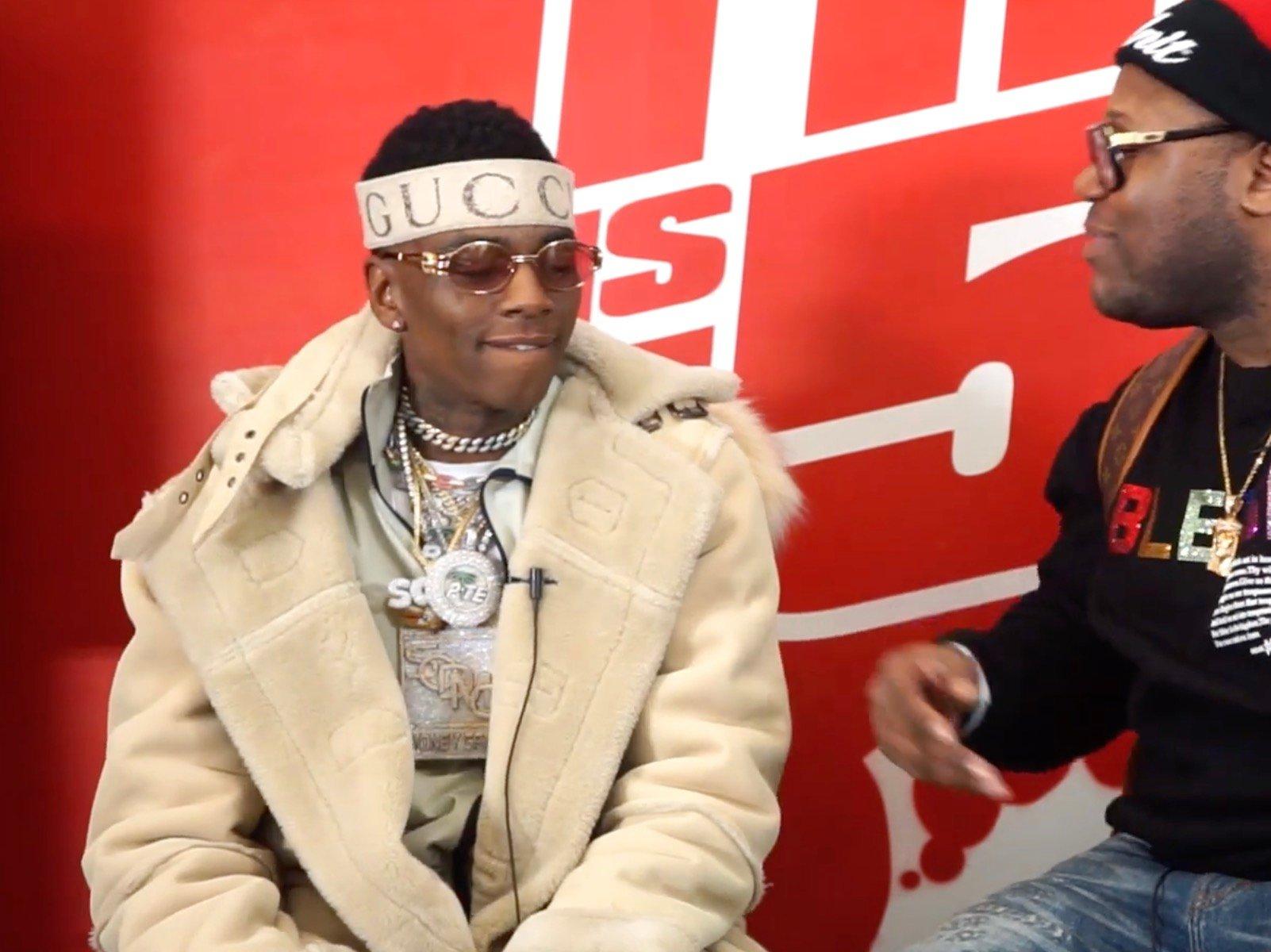 Watch: Soulja Boy Goes In-In On Tyga, Talks Indie Grind ...