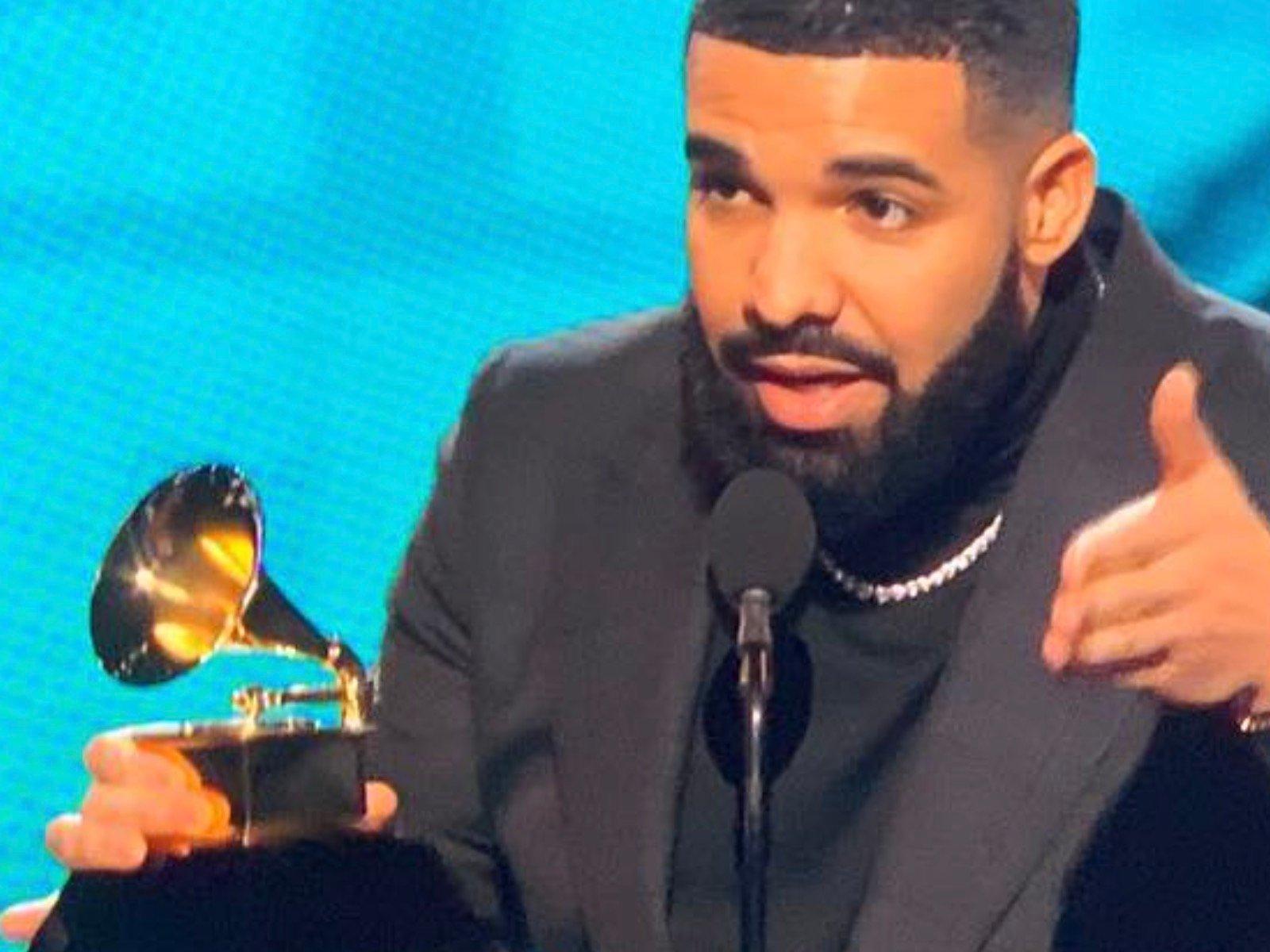 Drake Grammys 2019