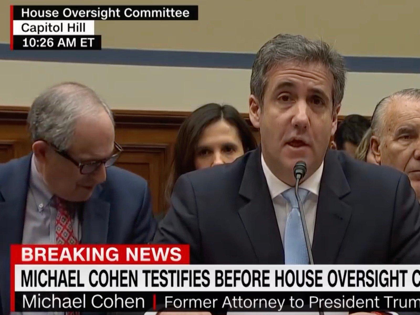 Michael Cohen CNN