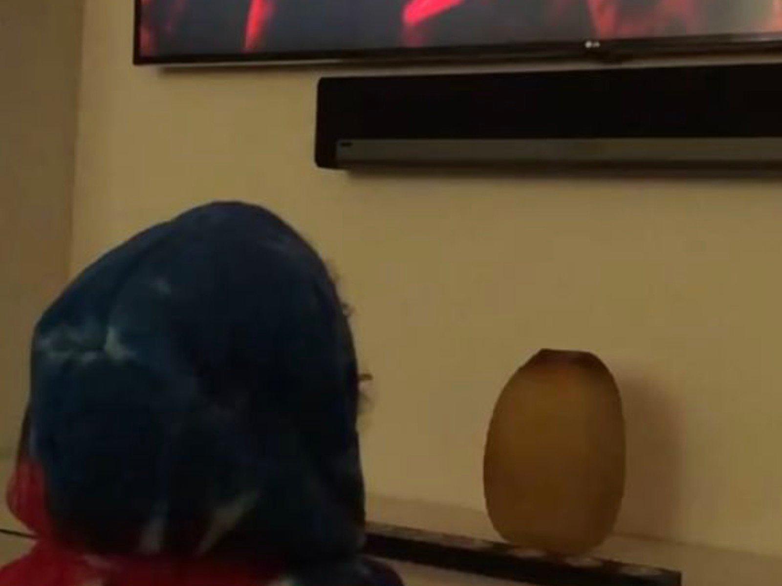 Stormi Webster Kylie Jenner Video