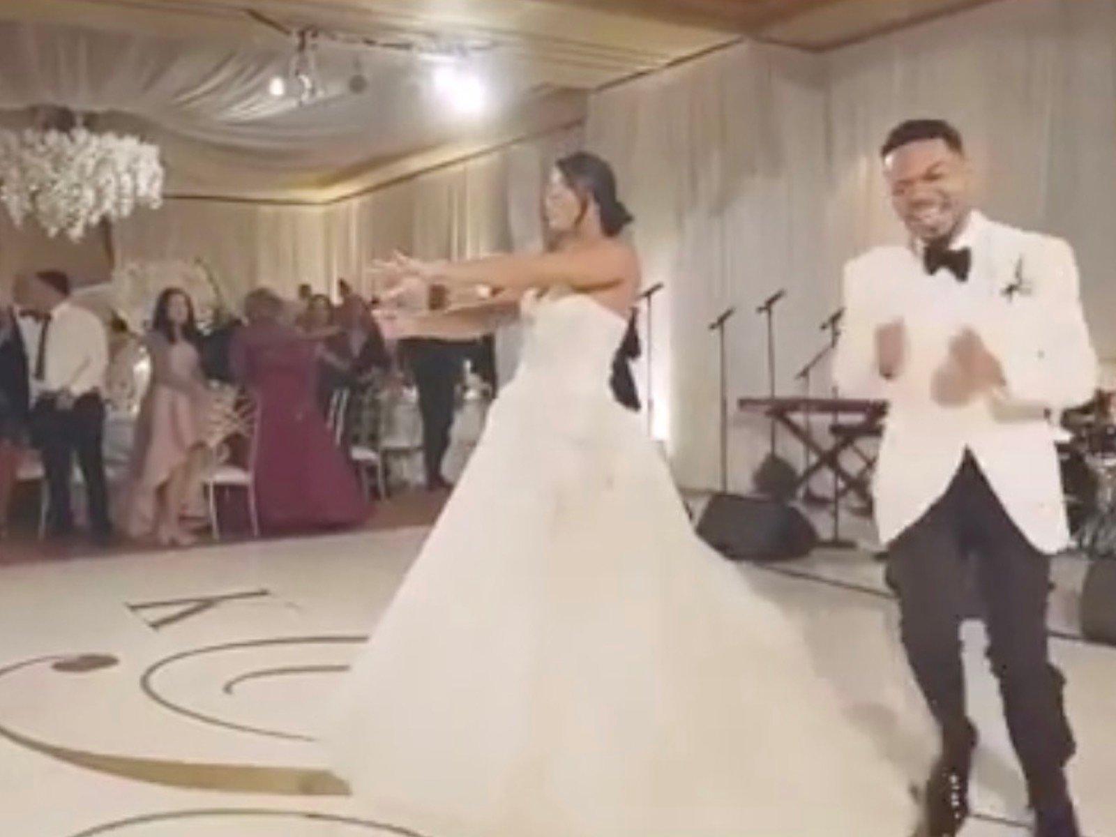 Chance The Rapper Wedding