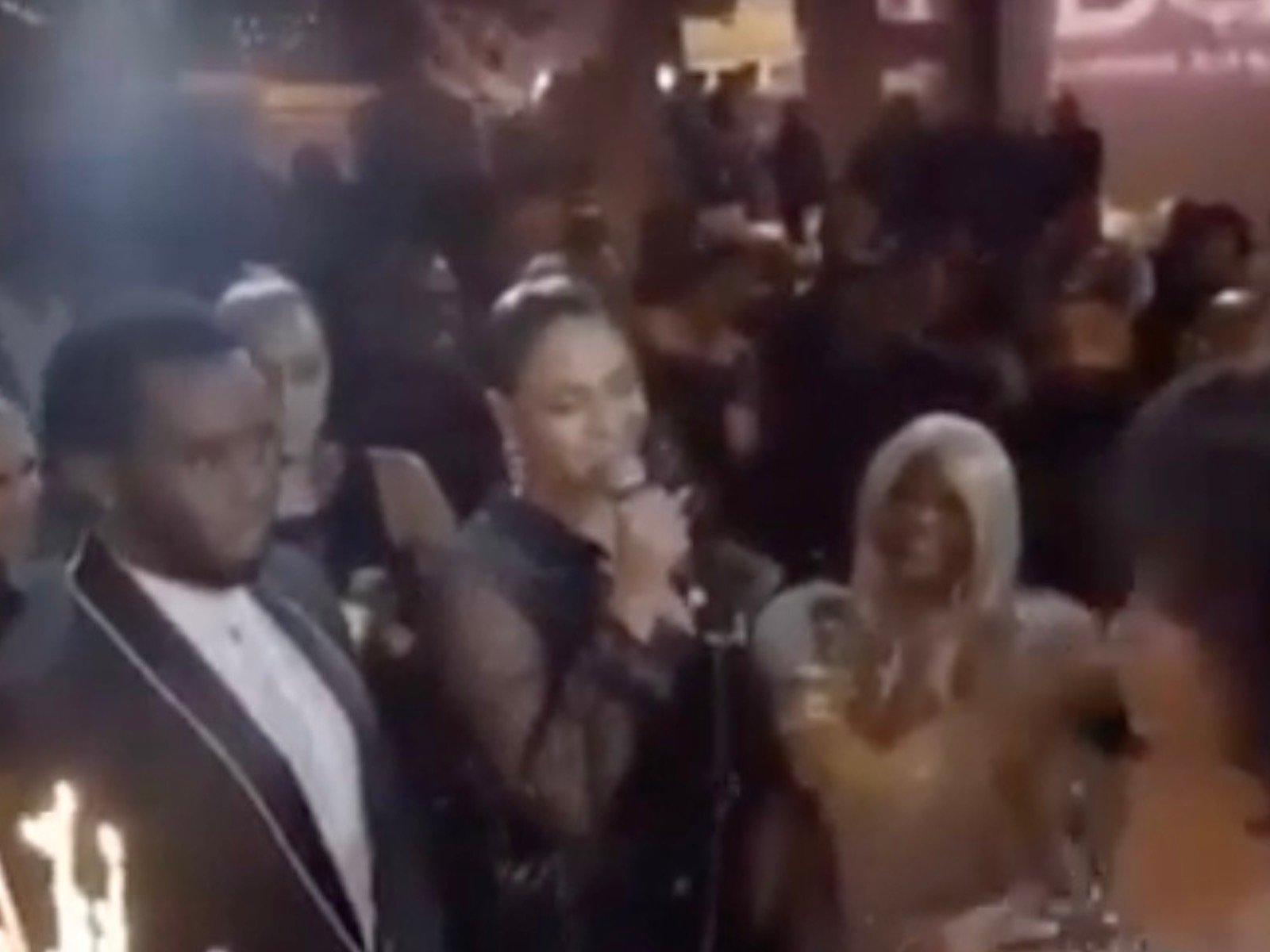Diddy Beyoncé Diana Ross Video