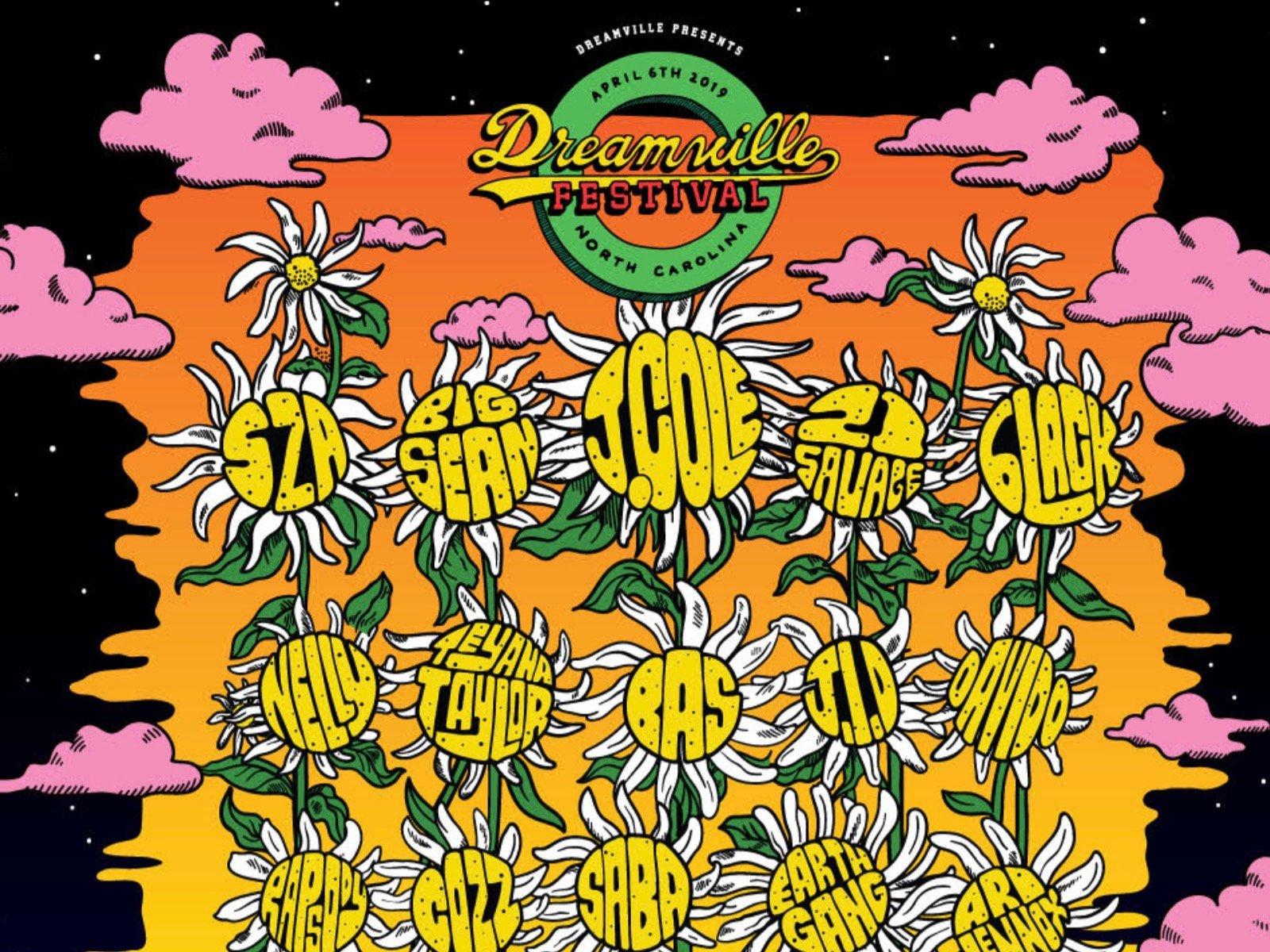 J. Cole Dreamville Fest