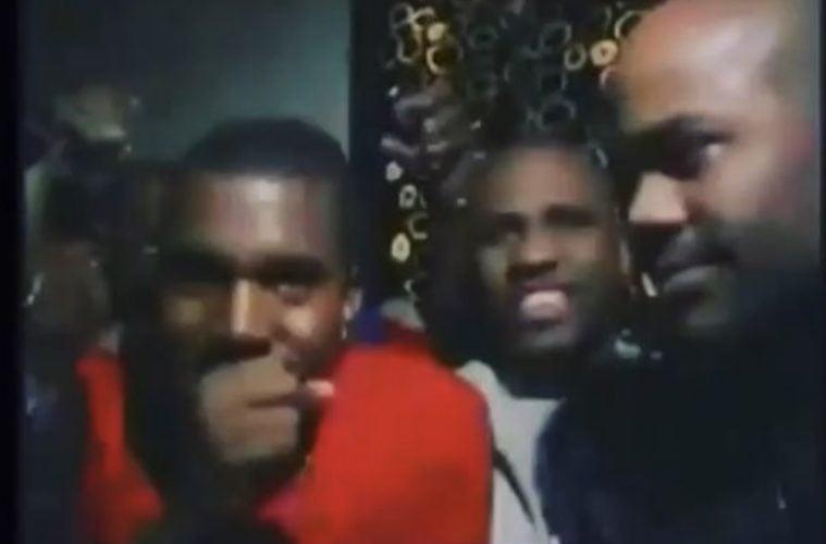 Kanye West Dame Dash Footage