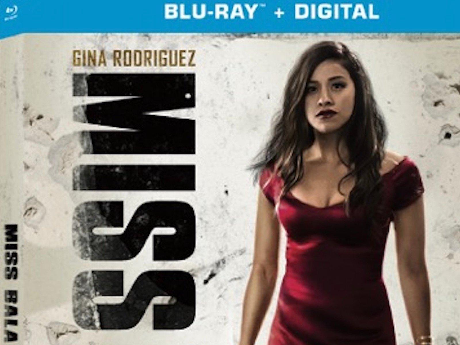 Miss Bala Blu-Ray