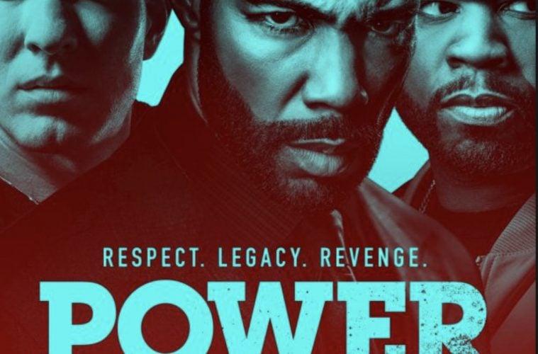 Power Season 5 Starz