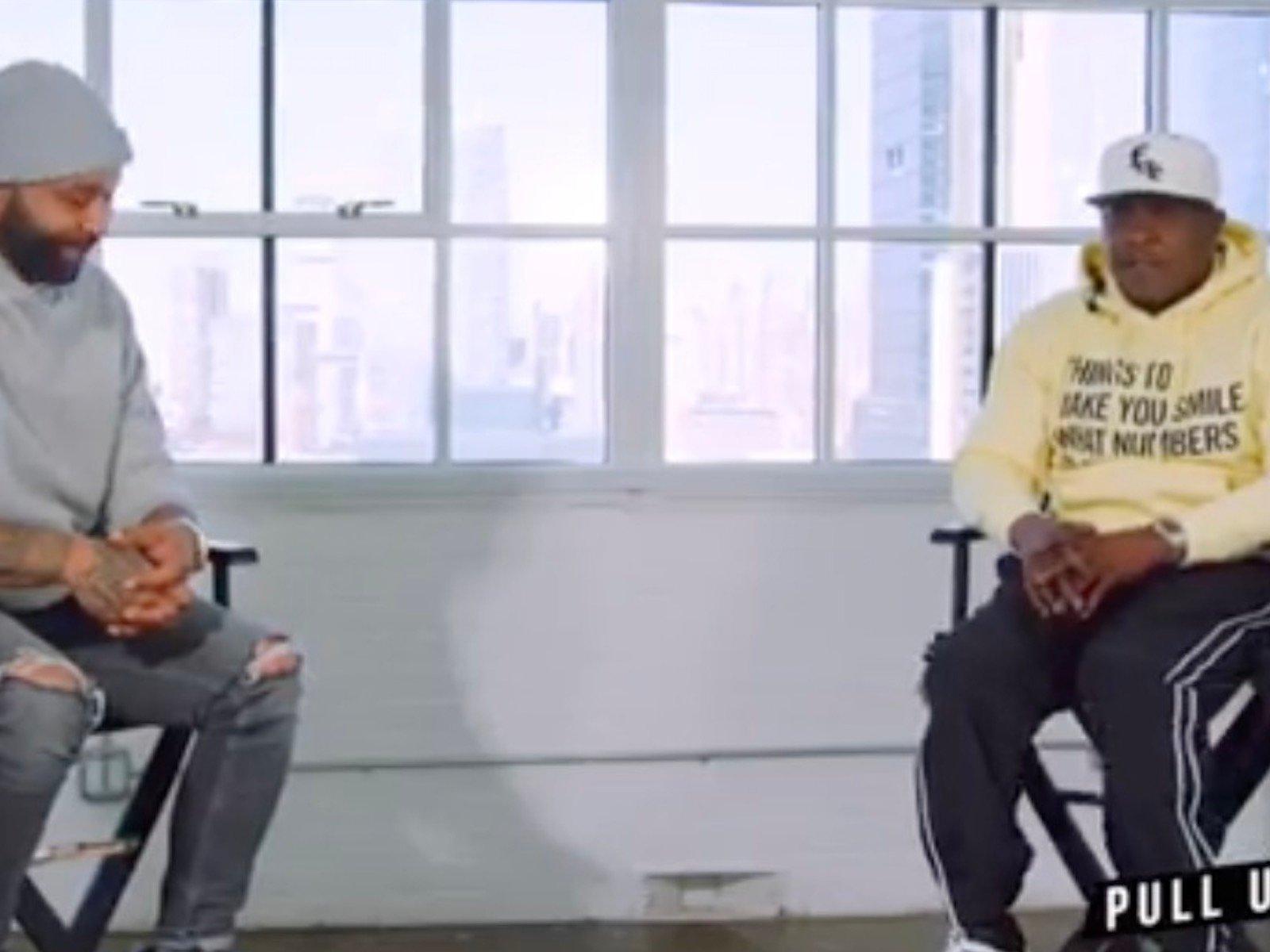 Joe Budden Jadakiss Video