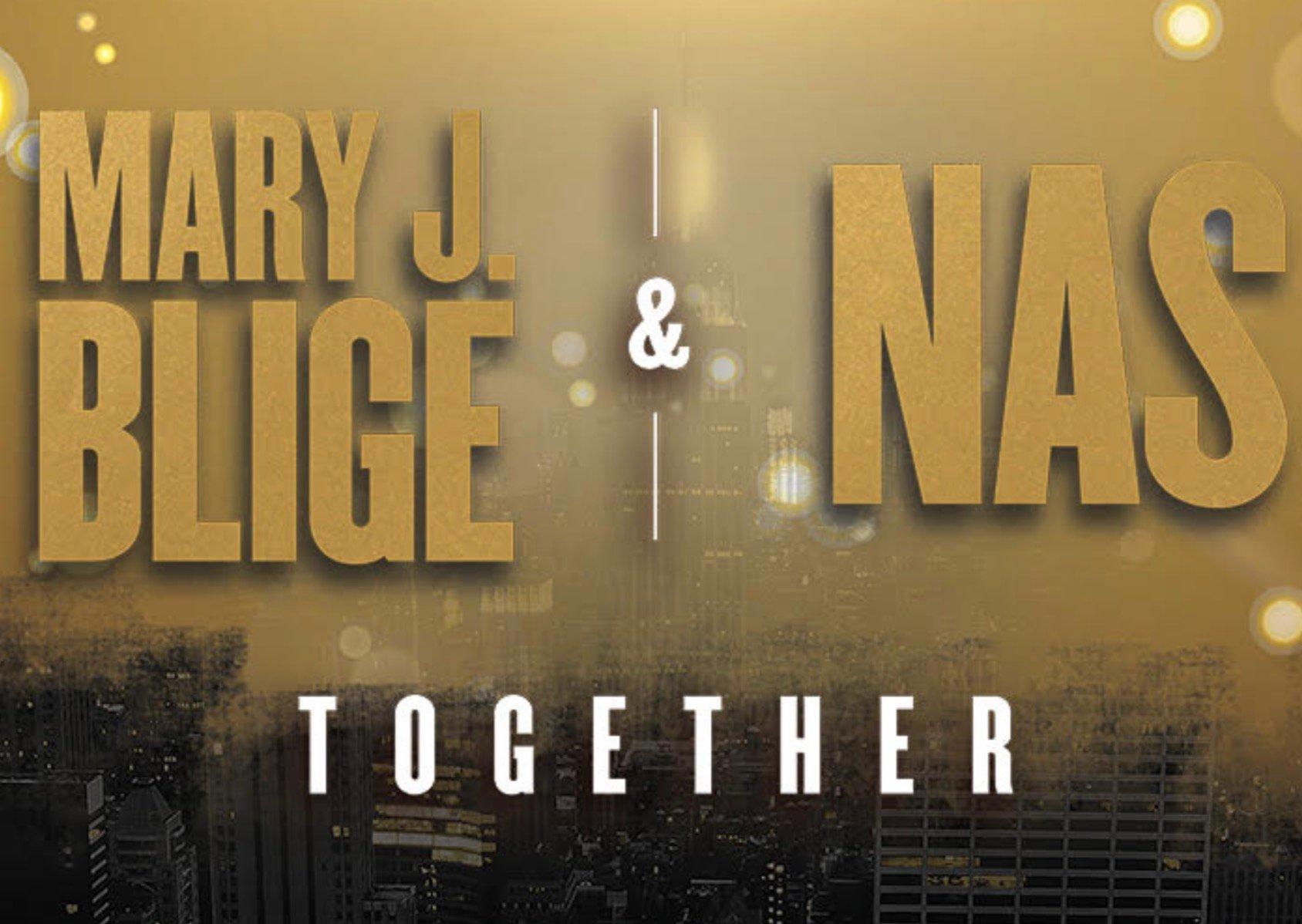 Mary J. Blige Nas