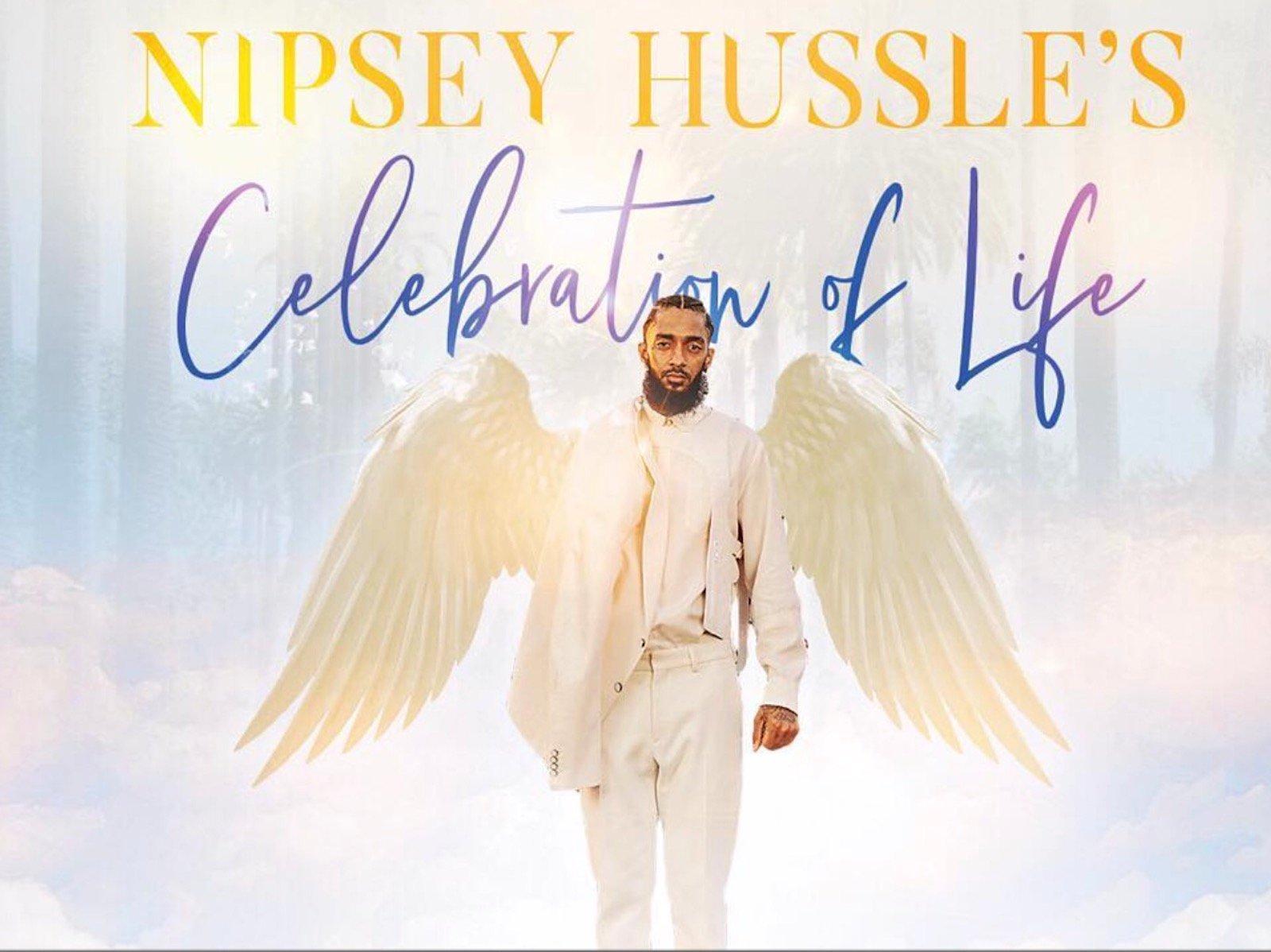 Nipsey Hussle Celebration of Life