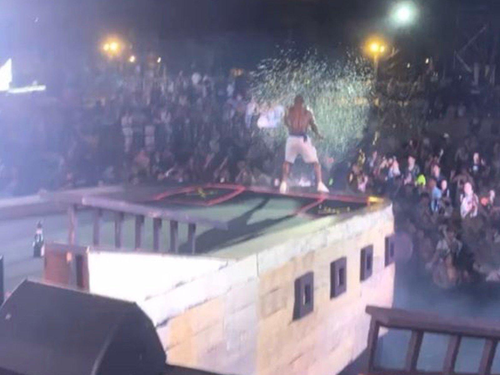 Ja Rule Concert