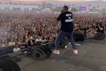 Will Smith Coachella Video