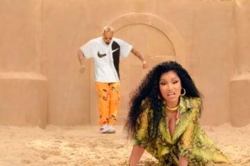 Chris Brown Nicki Minaj Wobble Up