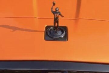 Odell Beckham Jr. Rolls Royce
