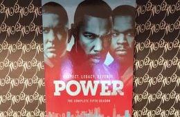 POWER Blu-ray DVD Season 5