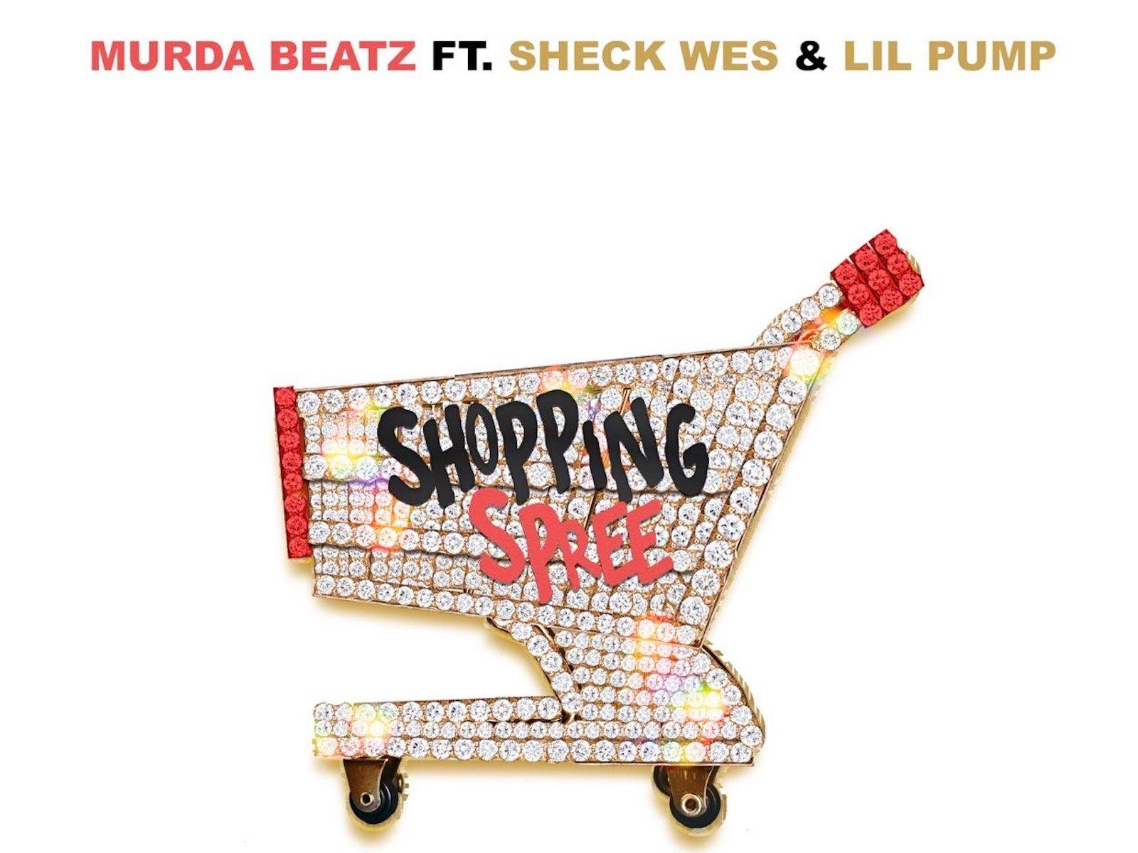 Murda Beatz Shopping Spree