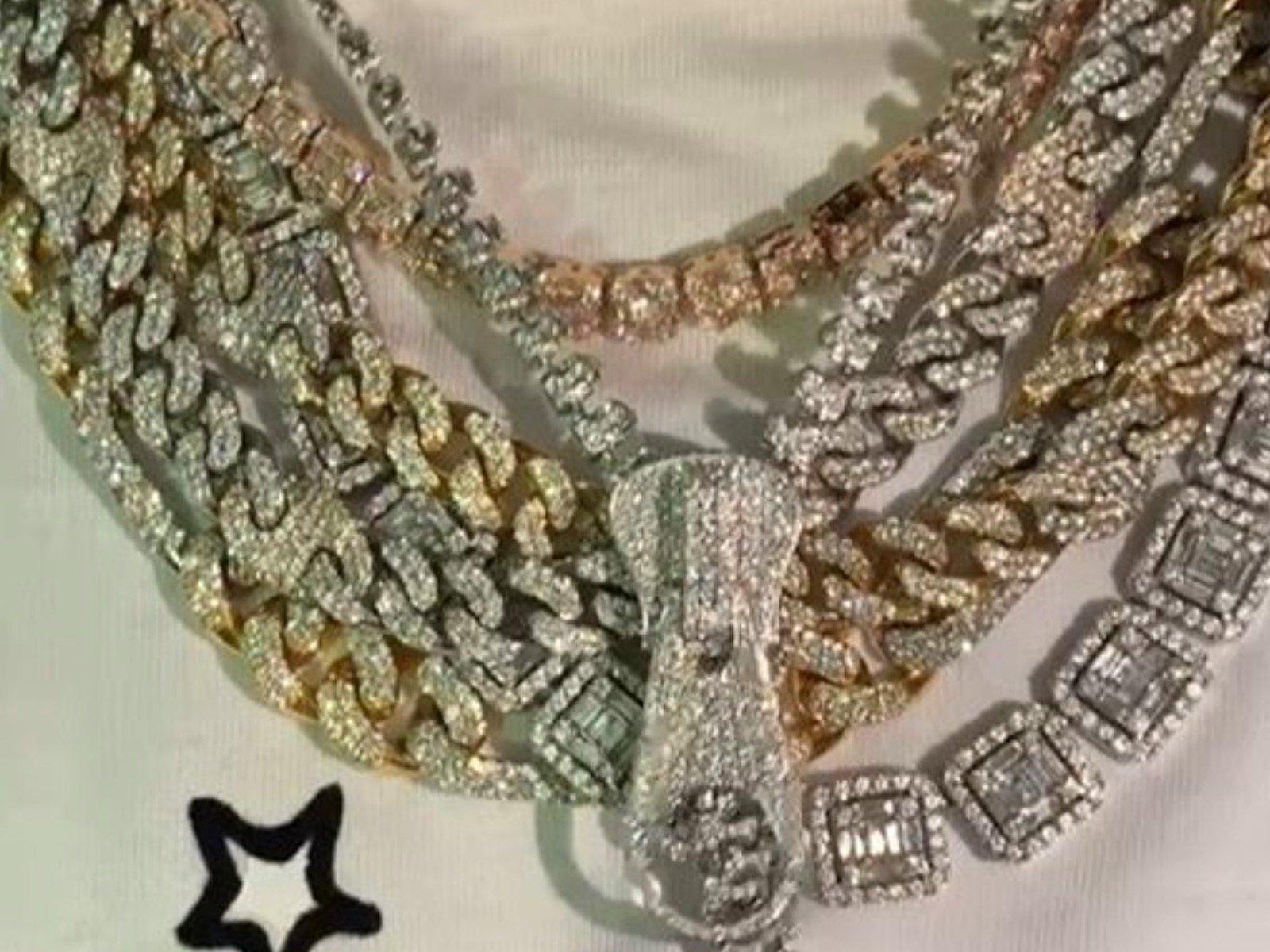French Montana Chain