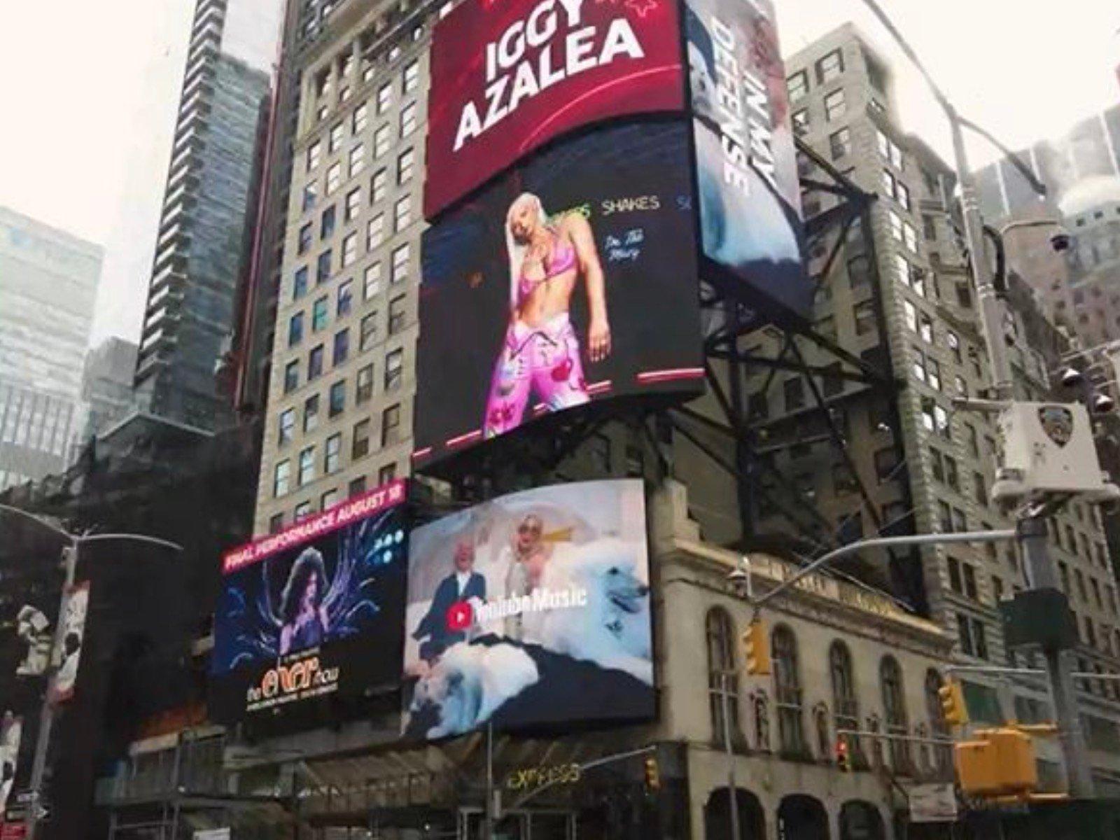 Iggy Azalea Video