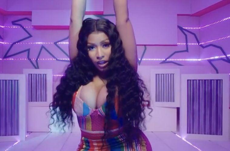 Nicki Minaj Megatron Video