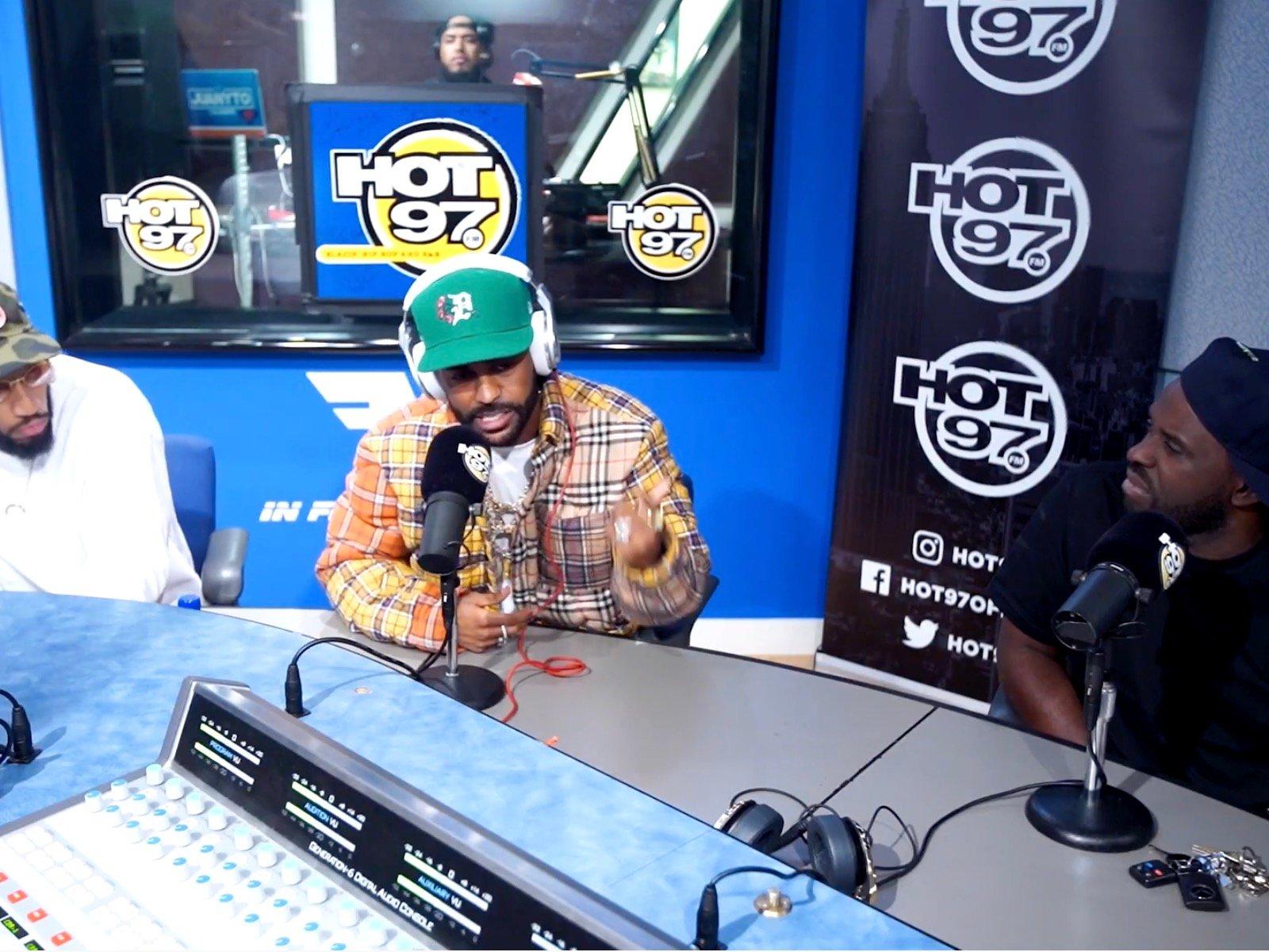 Big Sean Hot 97 Funk Flex