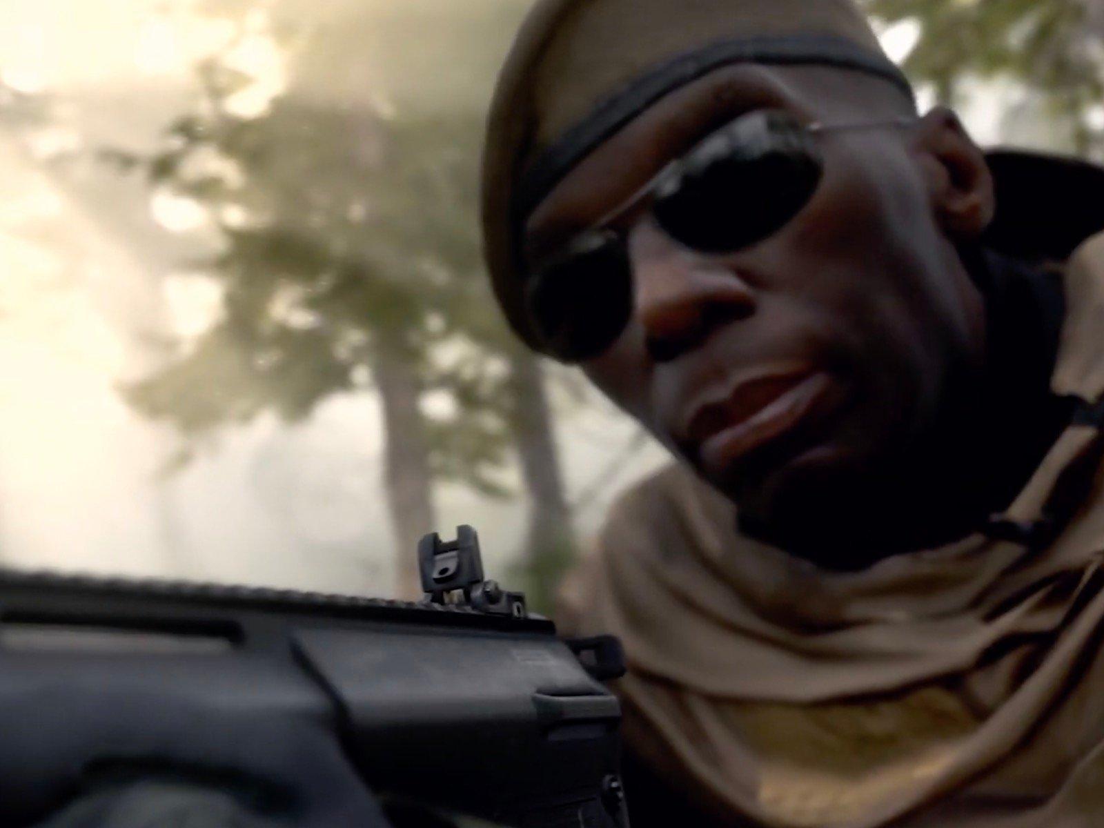 Call of Duty Modern Warfare Alpha Test