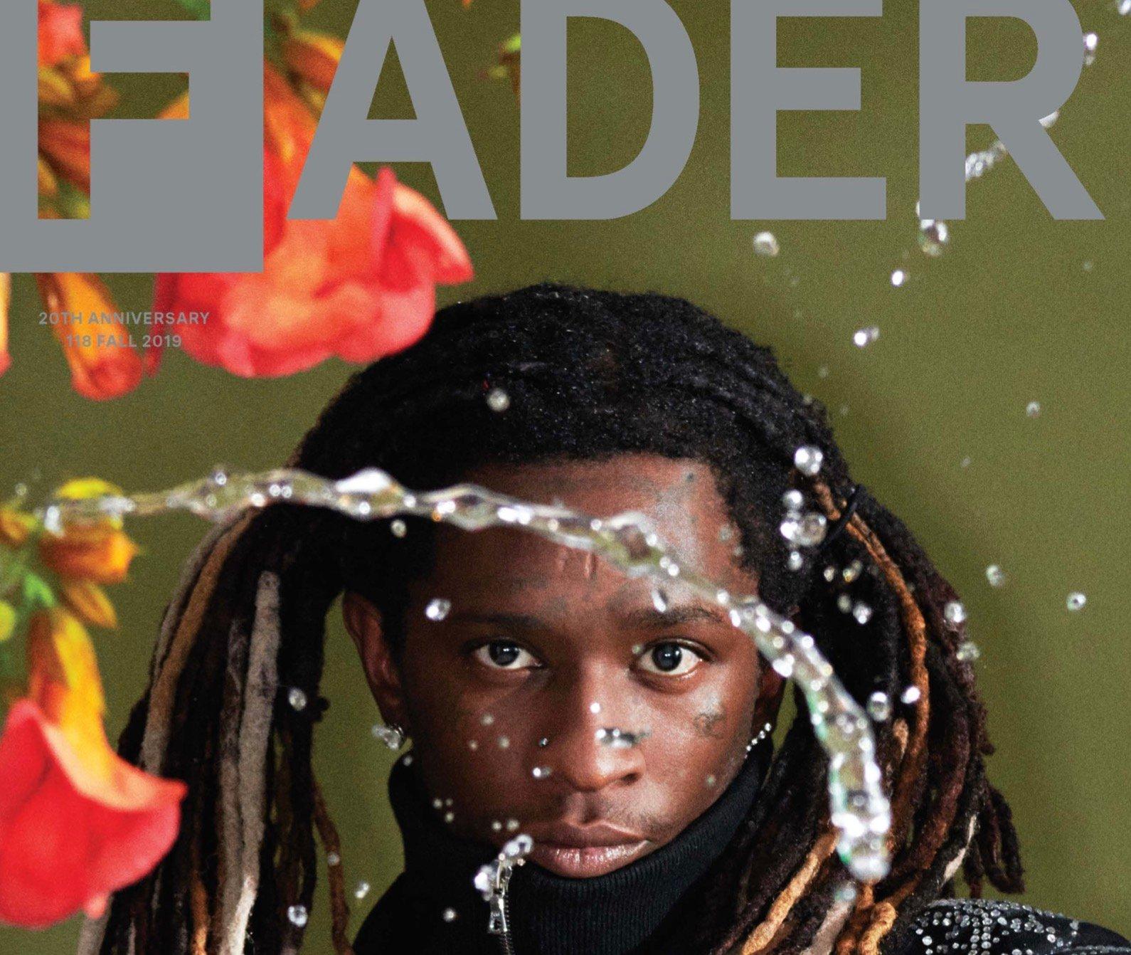 FADER Young Thug