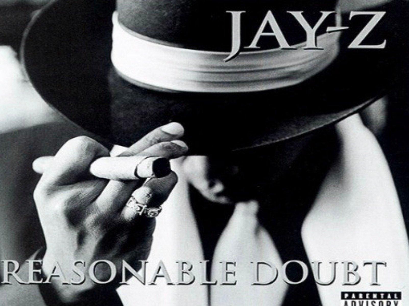 JAY-Z Reasonable Doubt
