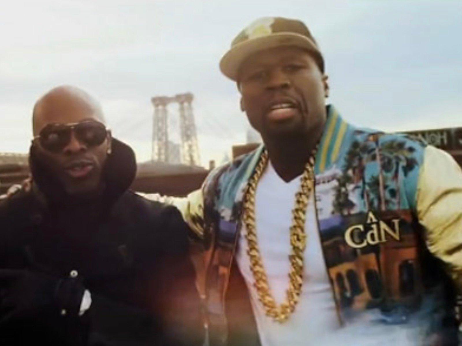 Joe 50 Cent Big Rich Town