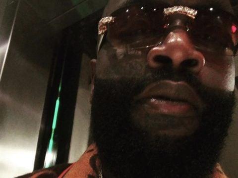 Rick Ross rich by rick ross beard